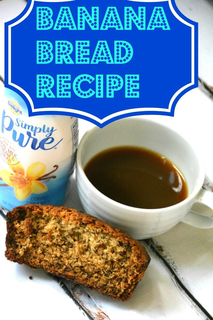 A Delicious Banana Bread Recipe! (Dairy Free)