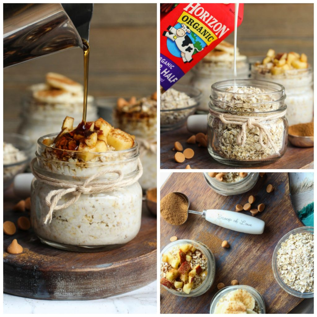 Butterscotch French Toast Overnight Oats – Life a Little Brighter