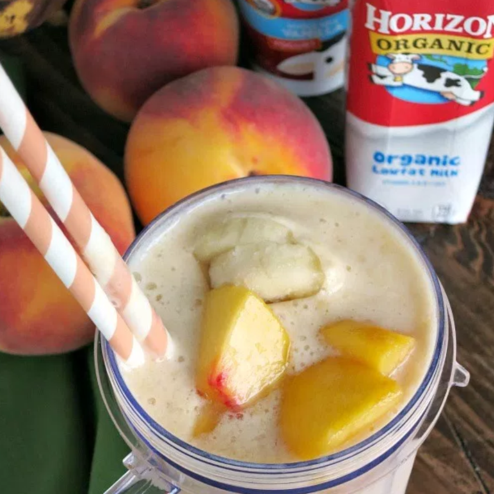 Peach Banana Smoothie – Alida's Kitchen