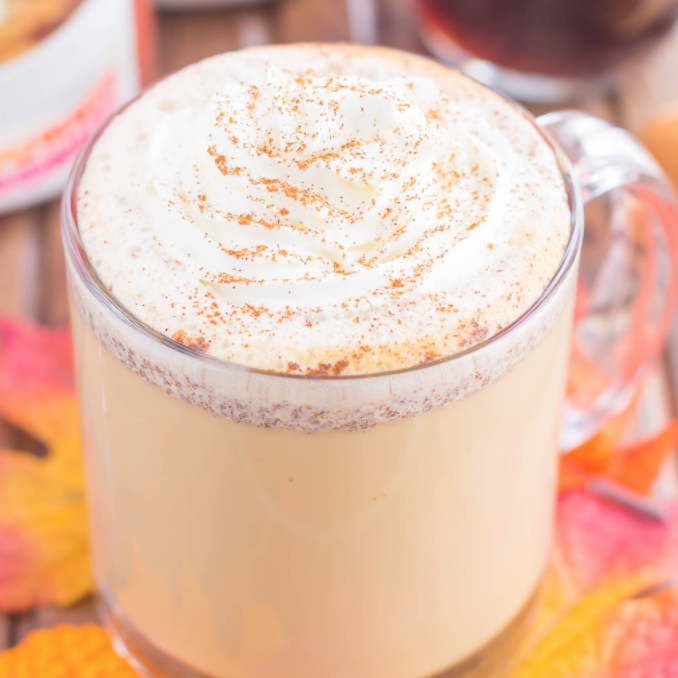 Cinnamon Maple Latte – Pumpkin 'N Spice