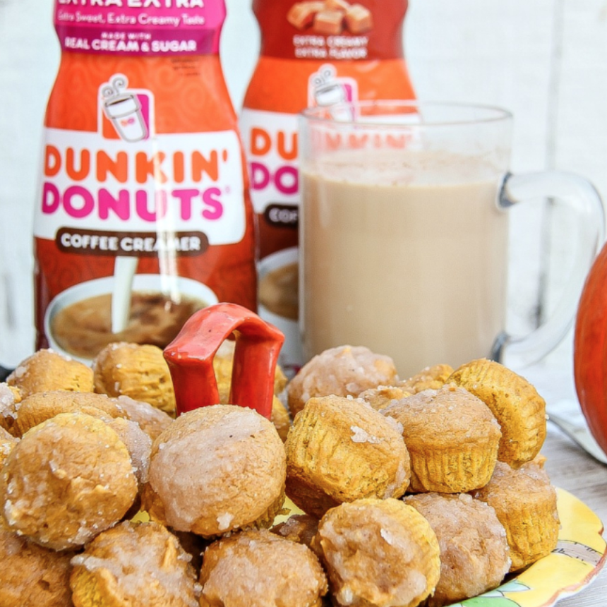 Easy Pumpkin Donut Muffins for Fall – Create-Celebrate-Explore