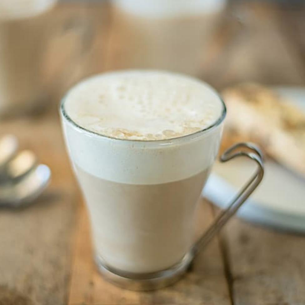Earl Grey orange vanilla latte