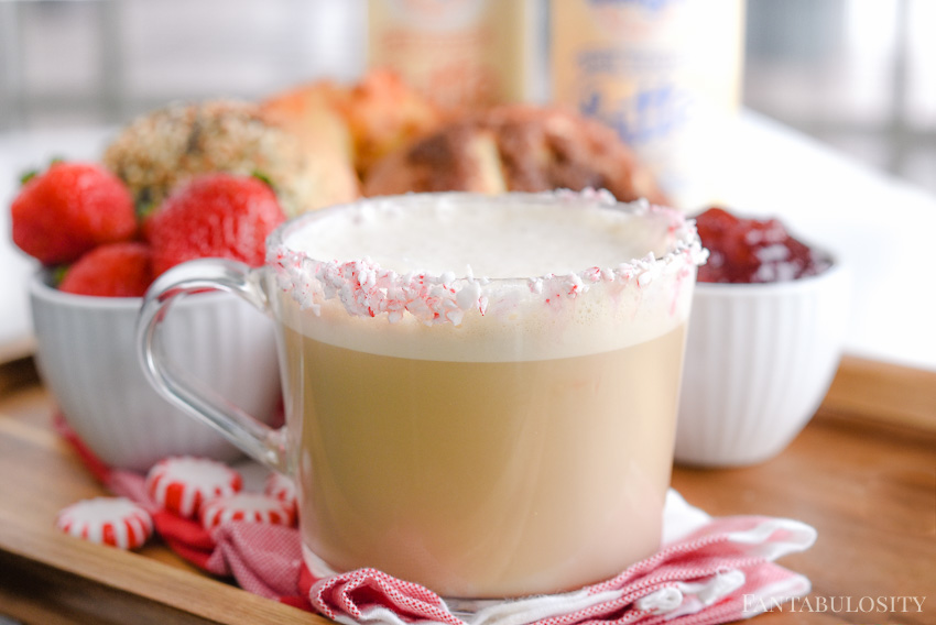 Peppermint Vanilla Latte Recipe – One Touch Latte – Fantabulosity