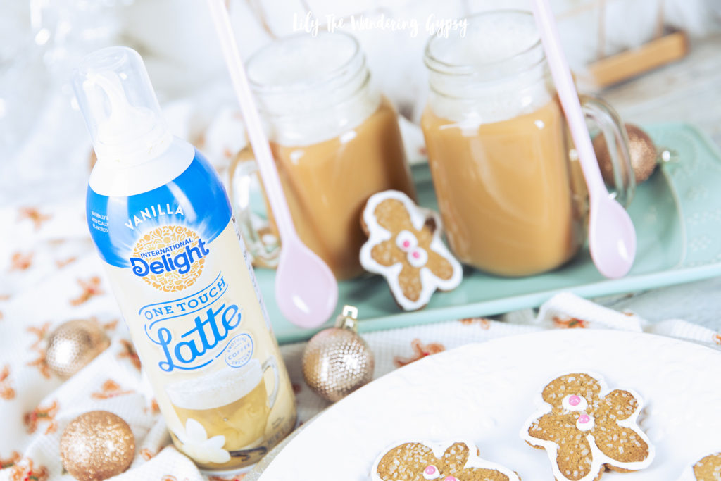 Chai Tea Gingerbread Spiced Latte Recipe — Lily The Wandering Gypsy
