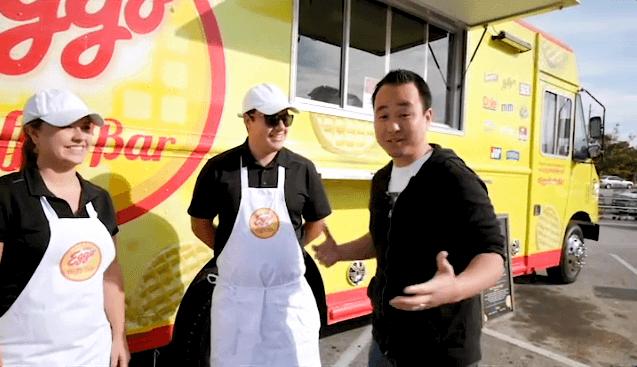 Eggo Waffle Truck Experience