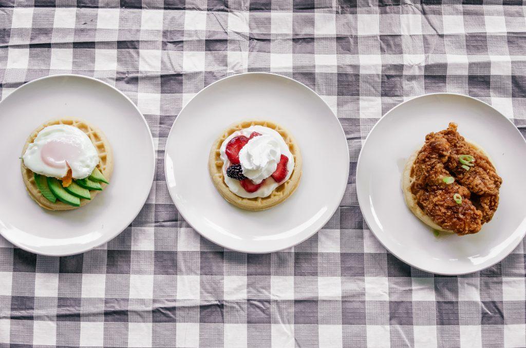 Eggo Waffle Bar Recipes