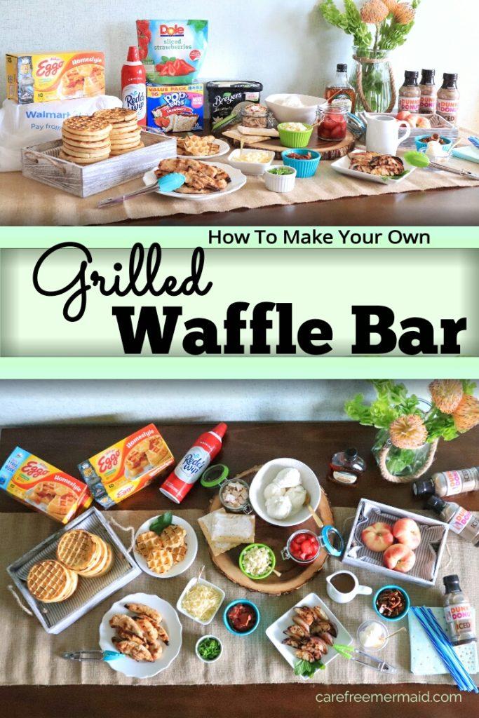 Grilled Waffle Bar