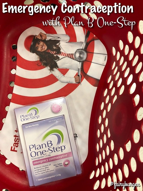 Emergency Contraception with Plan B One-Step – fairyburger
